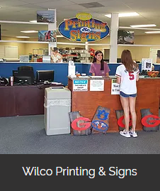 Wilco Printing & Signs